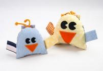 Produktbillede af Fuglene Pip og Pop med link